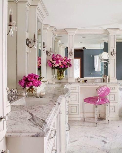 Die besten 25+ Classic pink bathrooms Ideen auf Pinterest - badezimmer pink
