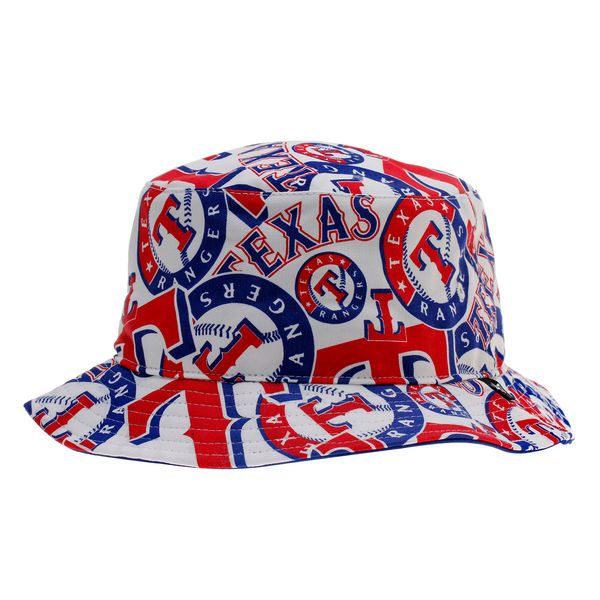 Texas Rangers '47 Bravado Bucket Hat - White - $29.99