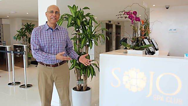 EDGEWATER, N.J. — Stressed commuters may dream of a weekend getaway in a faraway place, but instead of flying across the world they could drive to Edgewater's Sojo Spa.Sojo's General Manager, Atif Youssef, has lived in Bergen County for ...