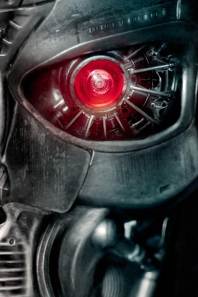 Terminator Eye