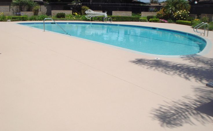 Keep your Pool Deck Spotless with these Cleaning Tips #HomeImprovement #Remodeling
