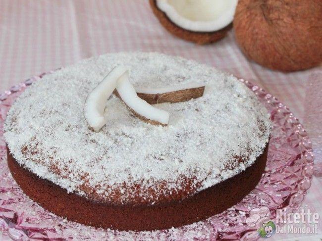 Ricetta per Torta al Cocco Bimby