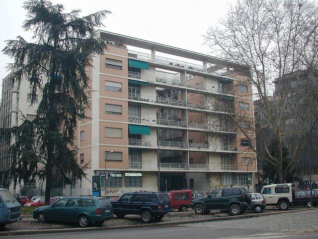 Milano_Casa Rustici | Flickr - Photo Sharing!