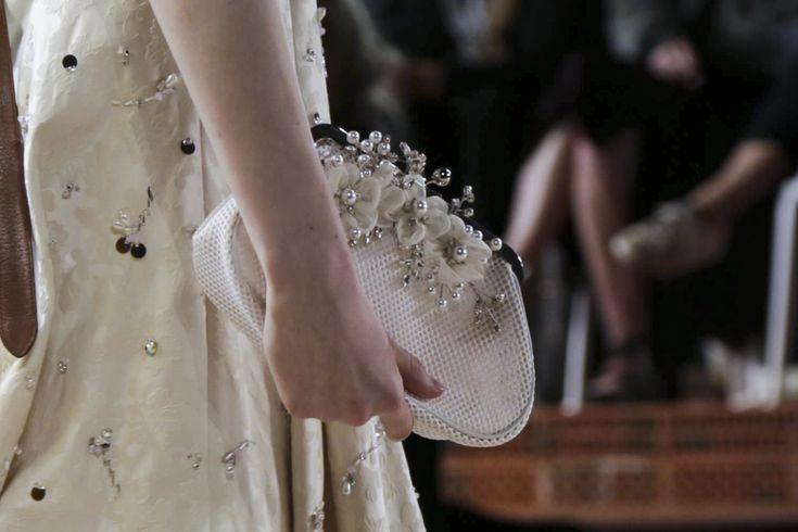 Miu Miu Ready To Wear Spring Summer 2018 Paris