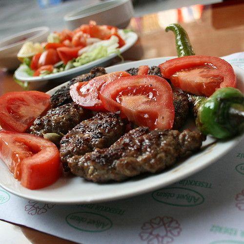 mm harika turkish köfte