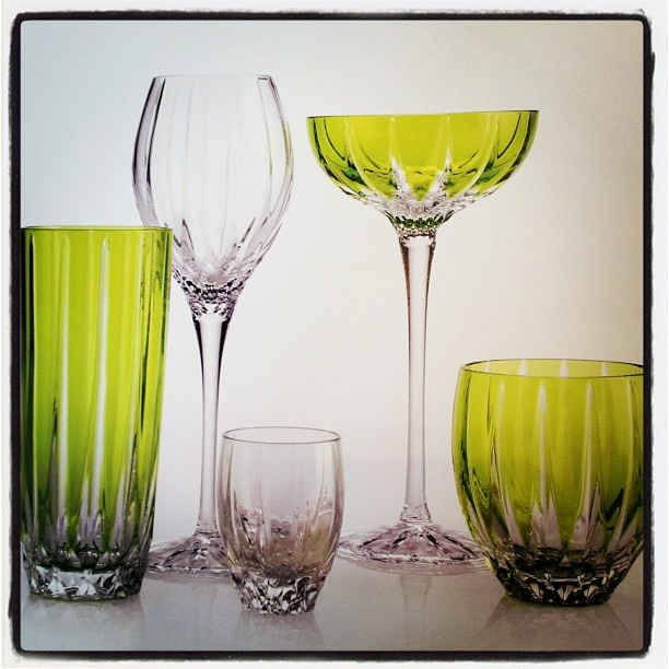 William yeoward s latest crystal stemware vita the only for William yeoward crystal patterns
