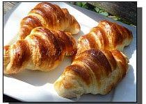 Plundrové těsto – máslové loupáčky