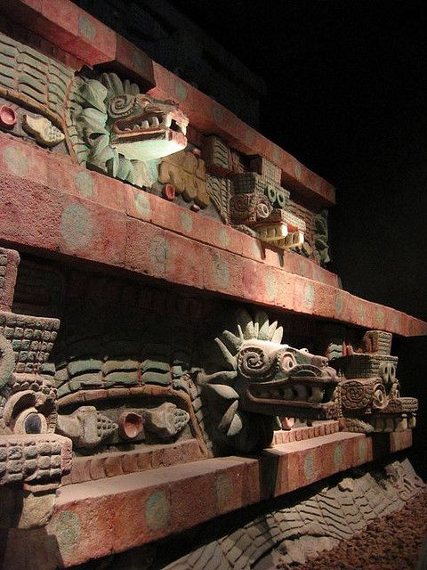 Anthropology Museum - Mexico City, Mexico