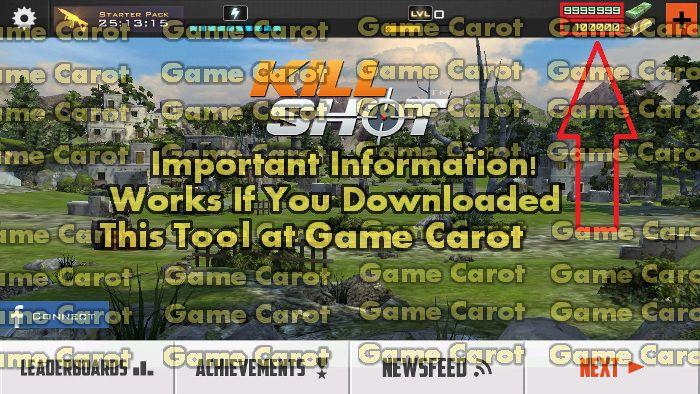 Kill Shot Hack Unlimited Gold Bucks