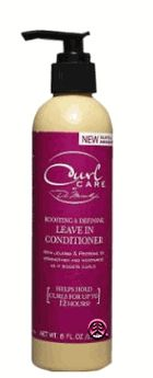 Dr. Miracle's Curl Care Leave in Conditioner 8oz