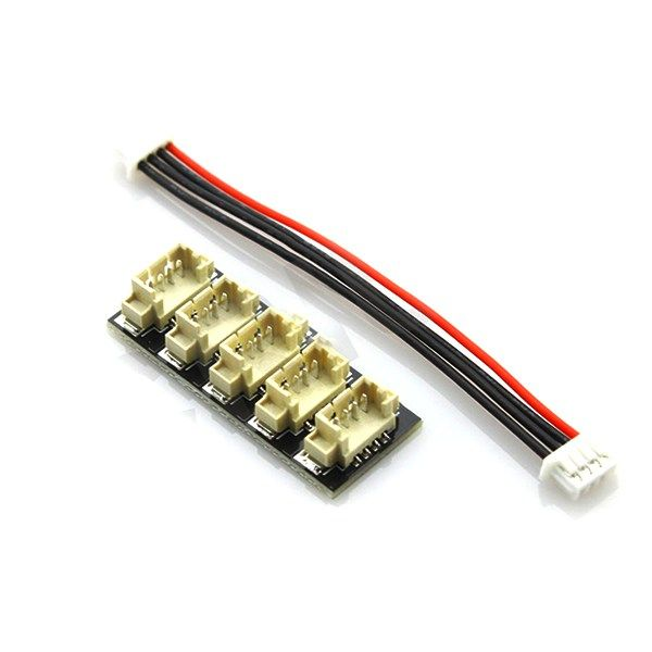 CRIUS Pixhawk I2C Splitter Expand Module For Pix APM Flight Controller https://www.fpvbunker.com/product/crius-pixhawk-i2c-splitter-expand-module-for-pix-apm-flight-controller/    #quads