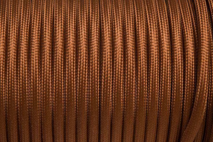 Rendelj tilka bronz retro szövött vezetéket méterre vagy kérd design lámpaként antik izzóval vagy hosszabbítóként. tilka.hu