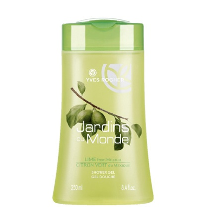 Mexican Lime Shower Gel - Yves Rocher