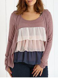 Plus Size Tops | Cheap Plus Size Tunics & Blouses For Women | Gamiss Page 2