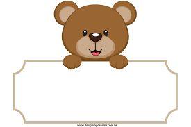 Resultado de imagem para desenhos de ursinhos bebe