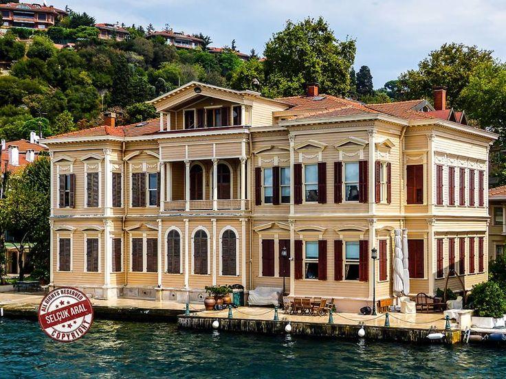 BAHRİYELİ SEDAT BEY YALISI (Anadolu Hisarı - Istanbul)