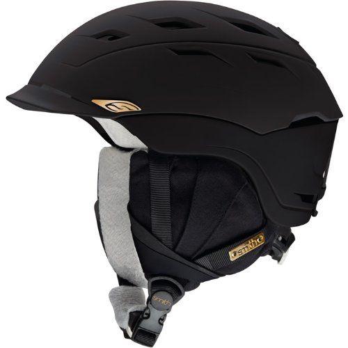 Smith Optics Valence Women's Ski Snowmobile Helmet , Black Dazzle , Large