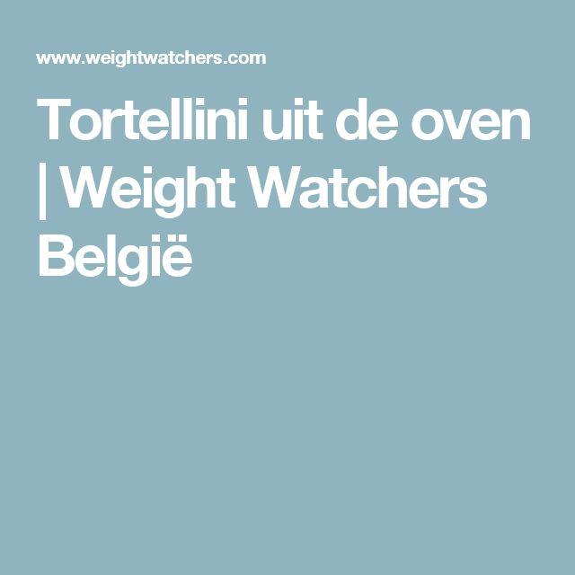 Tortellini uit de oven | Weight Watchers België