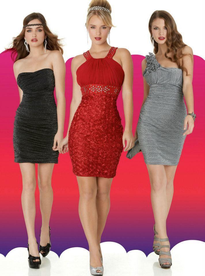 0b09633860 Vestidos de noche rojos liz minelli – Vestidos de fiesta
