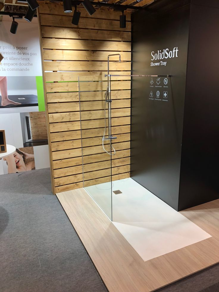 SolidSoft brings you the possibility to turn your bathrooms and shower designs into wonderful spaces. This unique shower base will inspire your creativity to deliver much more comfortable and luxury shower spaces for your clients #solidsoft #receveur souple