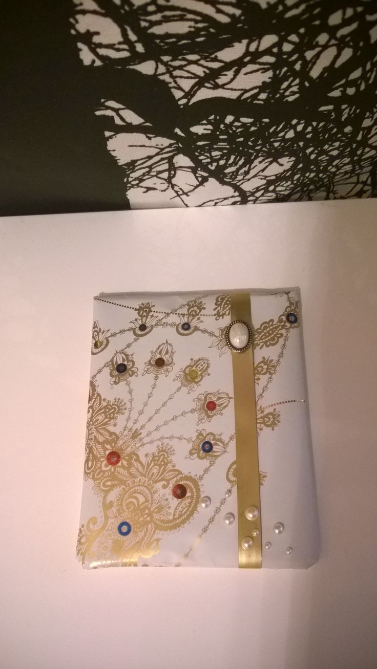 This is one of the most beautiful gift wraps I've found. Unfortunately this was my last piece!