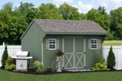 Sheds Unlimited of PA Offers Discounted On Overstock Amish Built Sheds and Prefab Storage Sheds