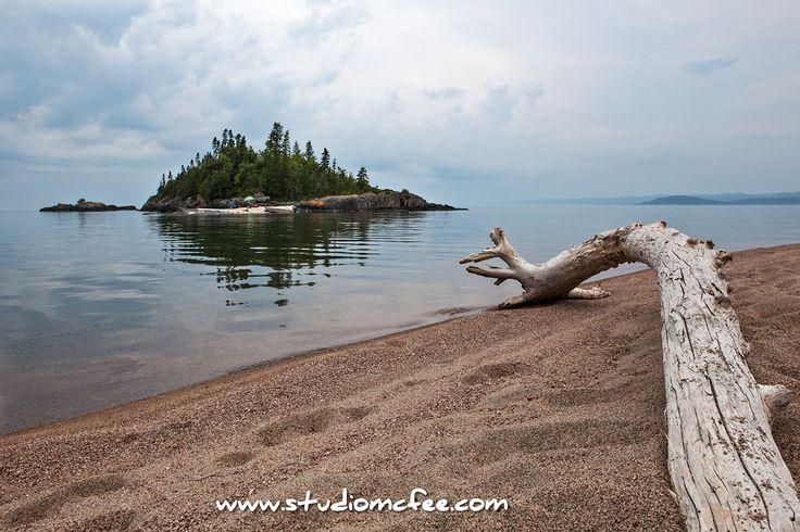 'Seeking Spirit Island' - near Wawa, Ontario, Canada