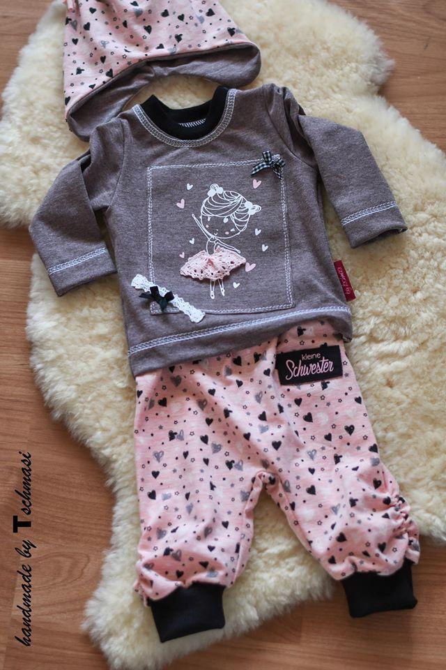 Rosa hemd fur baby