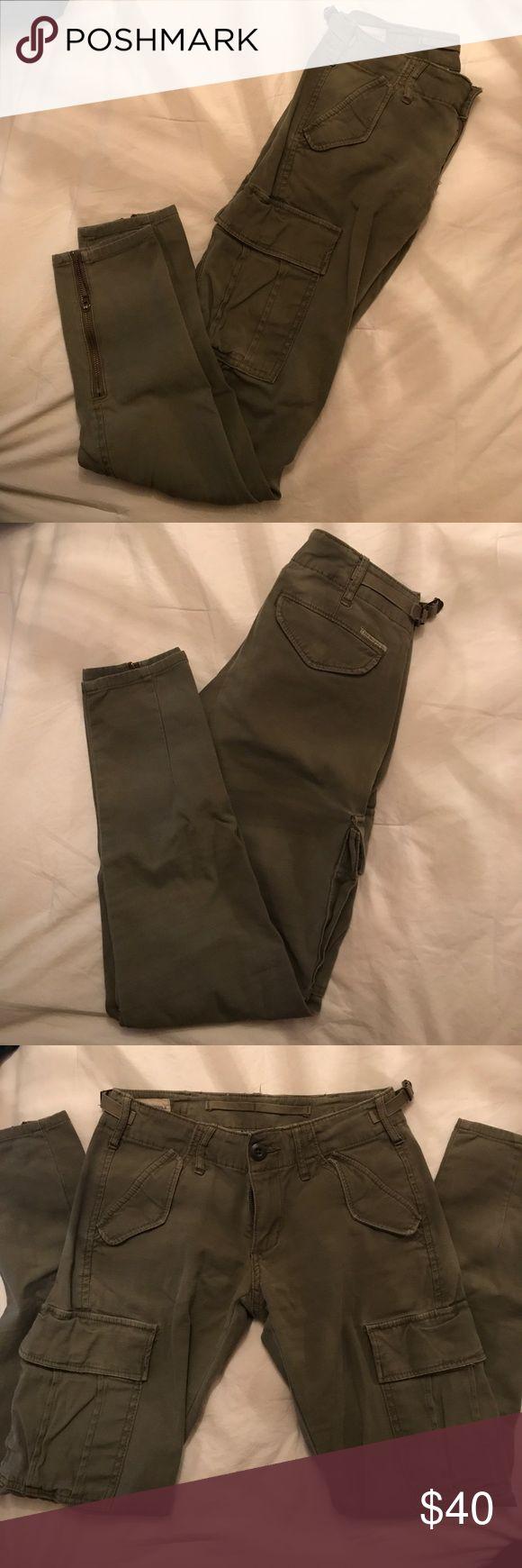 Ralph Lauren Denim Supply Co Cargo Pants Army green cargo pants Denim & Supply Ralph Lauren Pants
