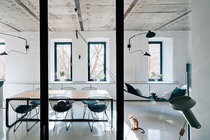 Appartamento in stile Brooklyn a Mosca