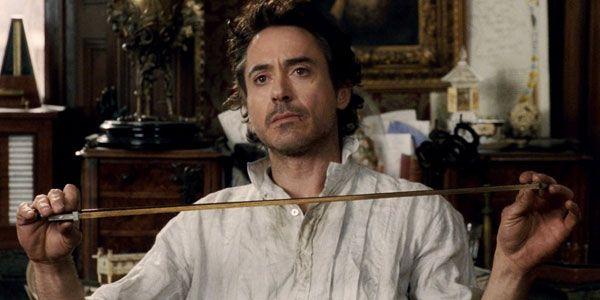 Robert Downey Jr. Says Sherlock Holmes 3 Is Happening