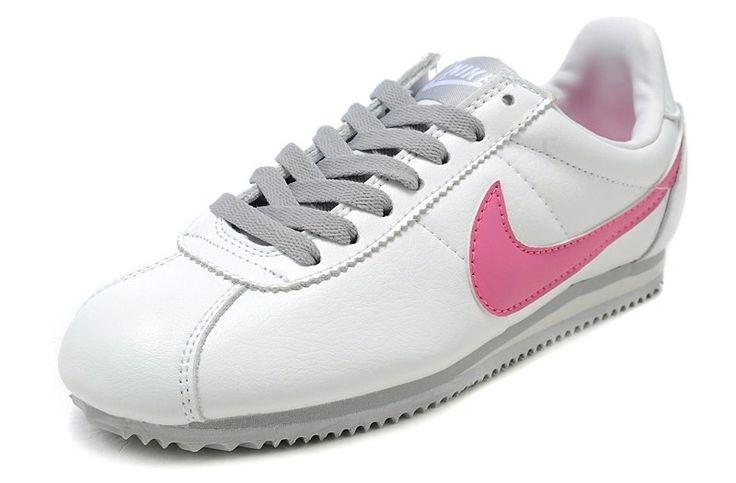 Обувь Nike Cortez Women White/Pink