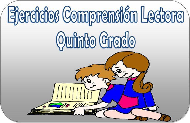 Ejercicios de comprensión lectora para quinto grado de primaria - http://materialeducativo.org/ejercicios-de-comprension-lectora-para-quinto-grado-de-primaria/