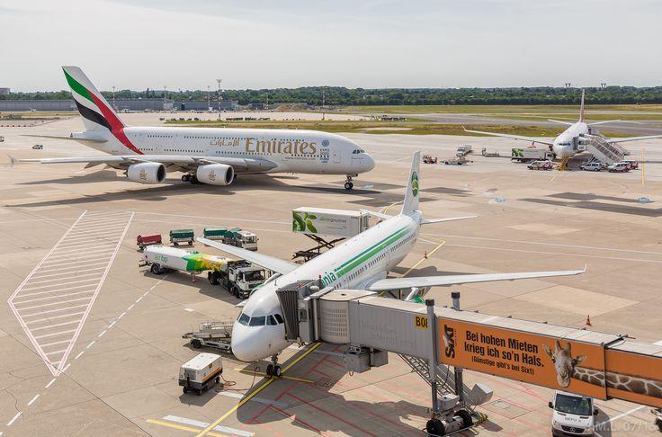 2015/07 Flughafen Düsseldorf