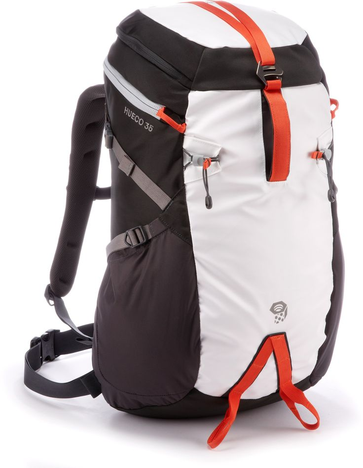 A great pack for climbers.