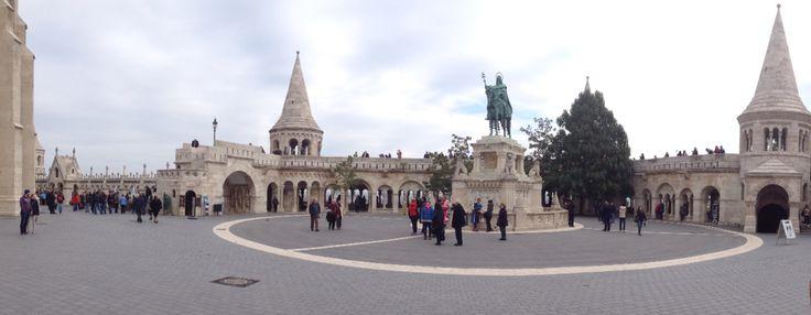 Halaszbastya-Budapest