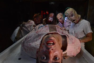Statesville Haunted Prison<sup>®</sup> and City of the Dead Haunted Attraction in Crest Hill, Haunted House, Just Outside of Chicago, Illinois IL