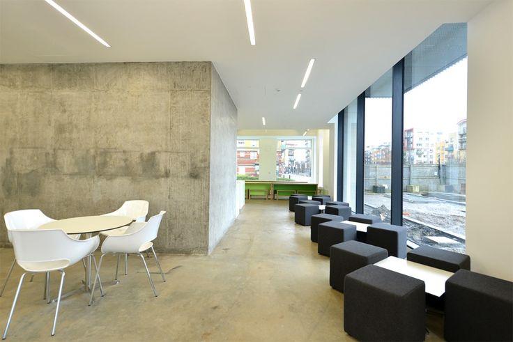 Ground floor social space