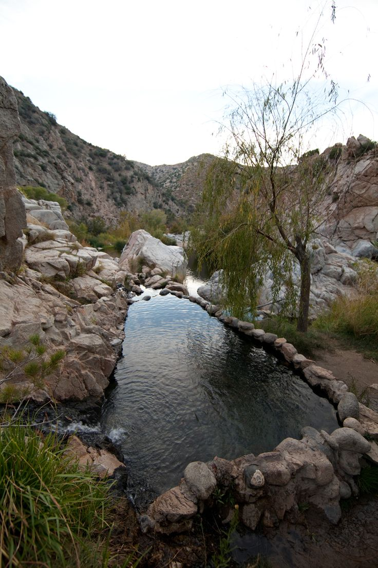 Deep Creek Hot Springs, Apple Valley CA