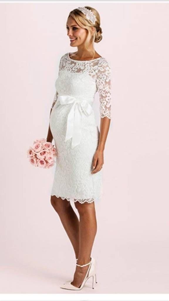 Hochzeitskleid Umstandsmode Hochzeitskleid Umstandsmode Brautmode Brautkleid Umstandsmode Hochzeitskleid