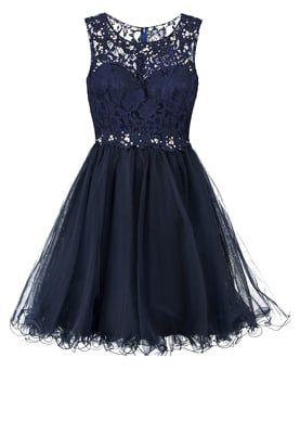 Cocktailkleid / festliches Kleid - stormy blue