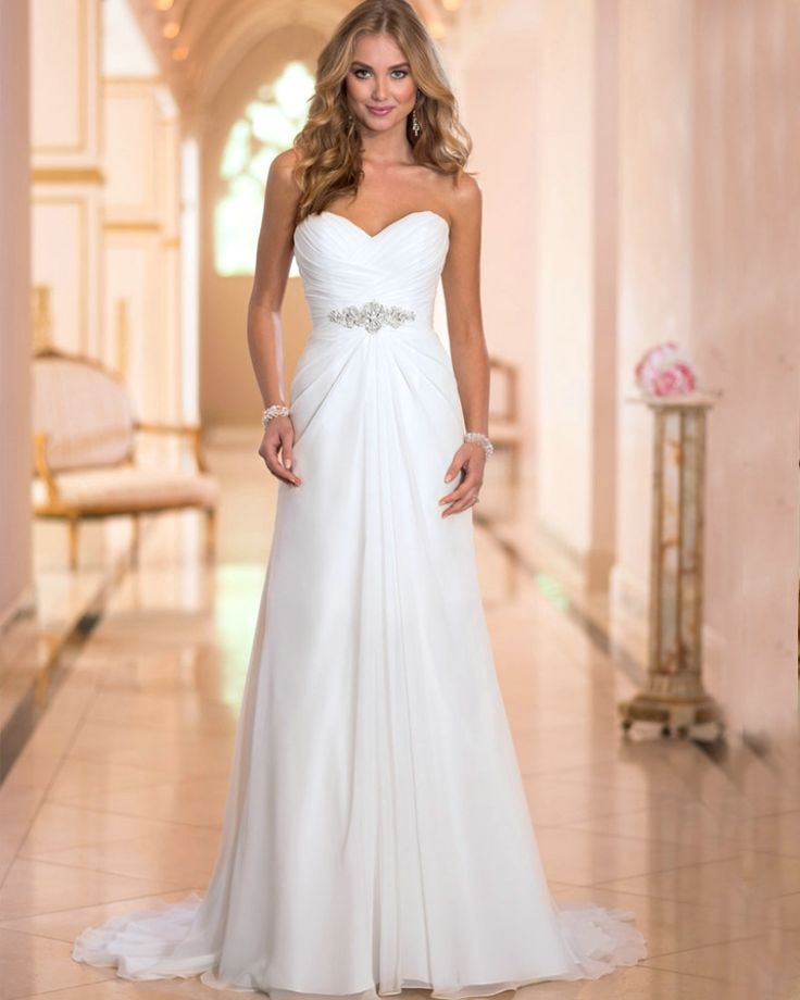 Cool wedding dress for pregnant women wedding dresses for the mature bride Check more at http