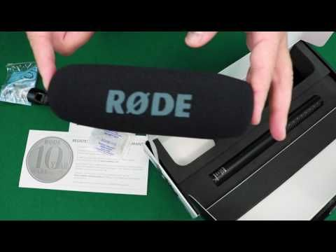 Rode NTG4 Unboxing   Rode NTG4 Review   Audio Microphone