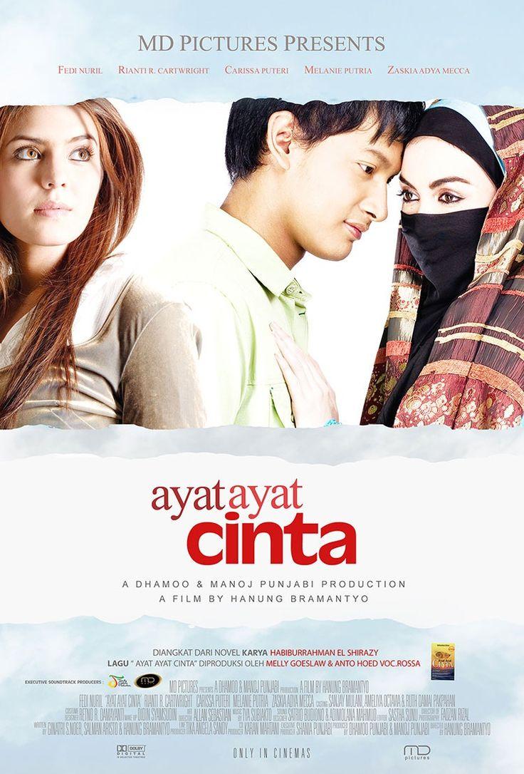 Film Ayatayat Cinta, salah satu film box office Indonesia