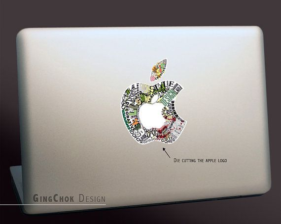 Best Awesome Laptop Decals Images On Pinterest - Vinyl stickers for laptops