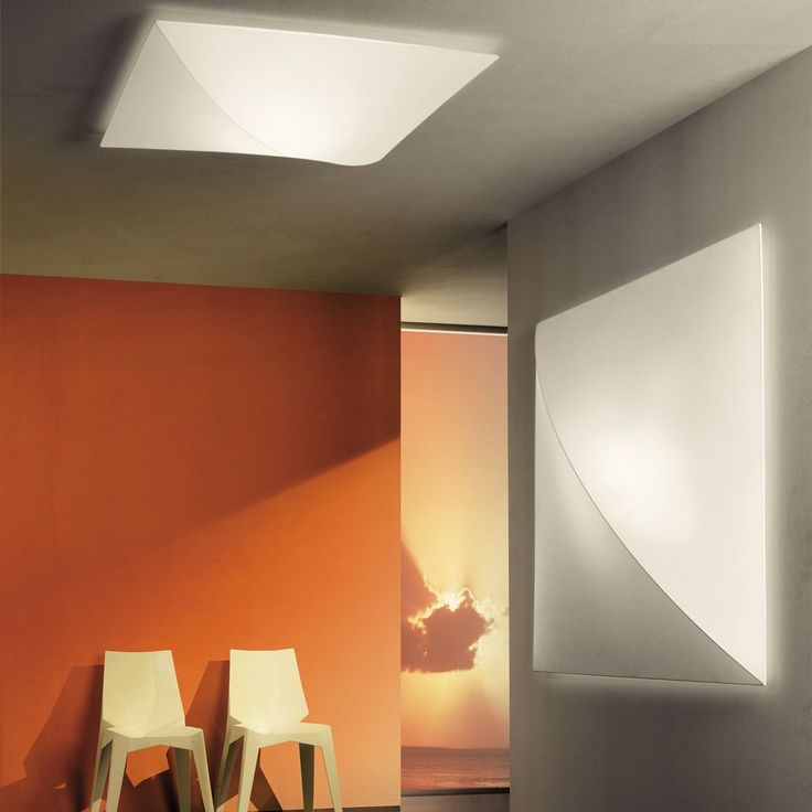 Nelly straight wall lamp by axo light