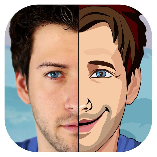 Cartoon Picture App For Iphone Cartoon Face animation