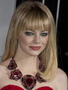 Emma Stone- actress
