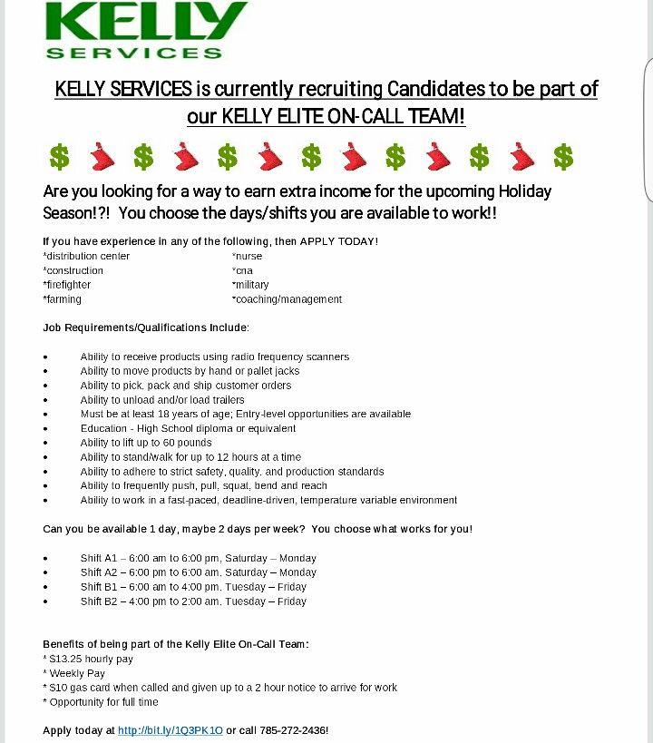 11 best Jobs in Topeka, KS - Kelly Services images on Pinterest - aerotek recruiter sample resume