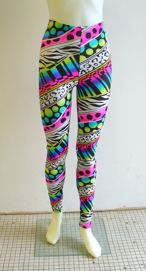 stunning crazy neon outfits 12